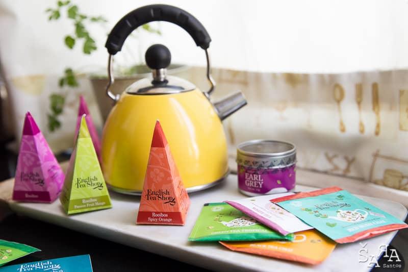 Chás e infusões – Giveaway Imporcha-Oriental Sensations