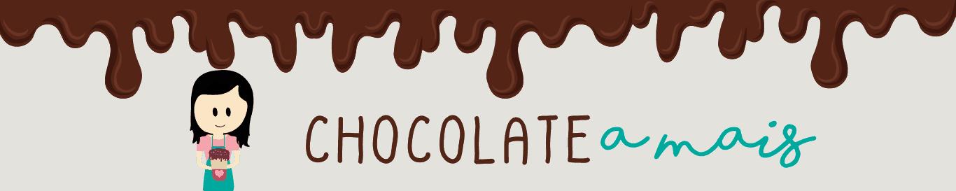 Chocolate a mais - Blog de culinária com receitas doces e saudáveis sem açúcares refinados mas com muito chocolate