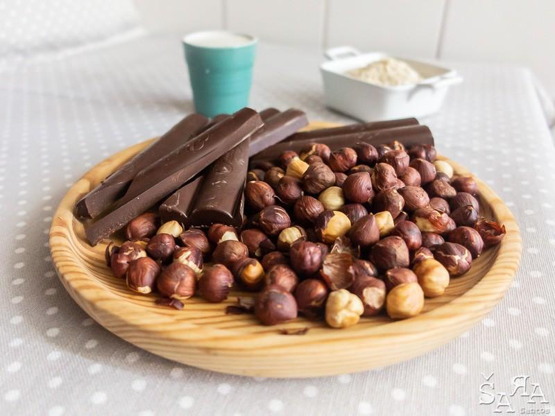 Ferrero Rocher caseiro vegan e sem açúcar