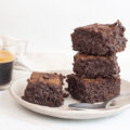 Brownies de chocolate sem gluten