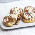 Rolos de canela – Cinnamon rolls